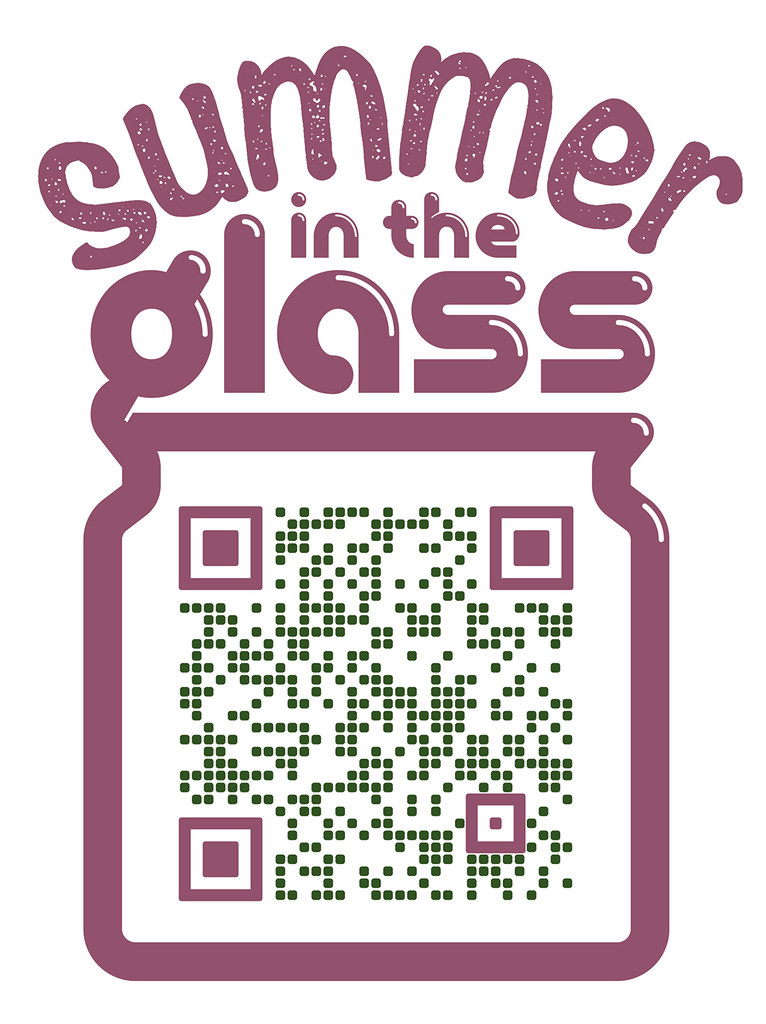 summer in the glass QR
