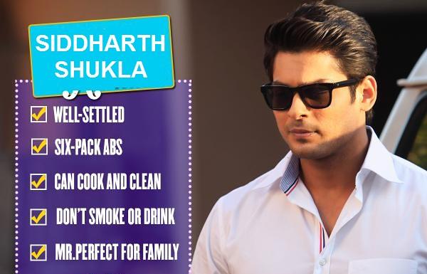 Siddharth Shukla là ai