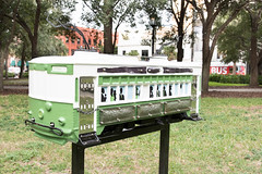 Streetcar Sculpture