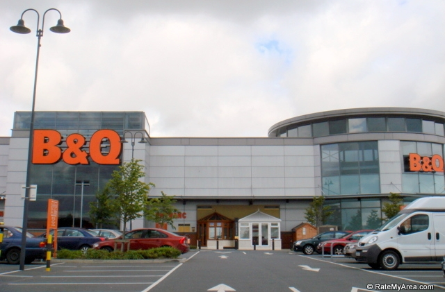 Kingfisher chose B&Q in Dublin to demonstrate its new IT platform