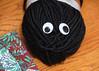 Yarn eyes