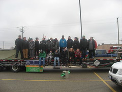 Cambridge Santa Claus Parade, 21 Nov 15