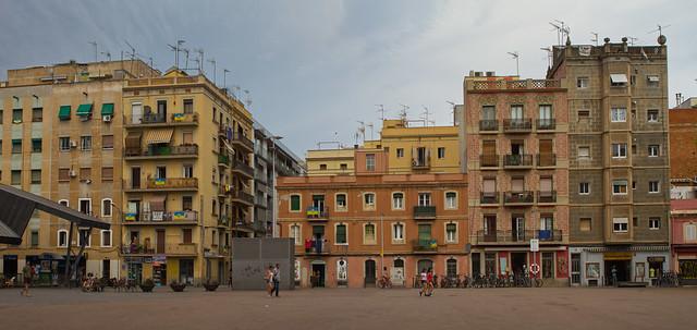 La Barceloneta, Barcecona, Spain (2015)