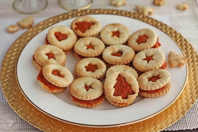Galletas con sobrasada www.cocinandoentreolivos.com (10)
