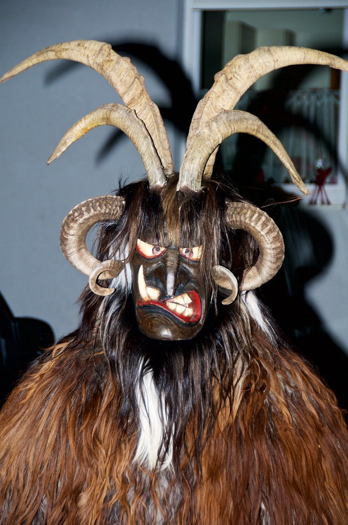 Bad Gastein Krampus