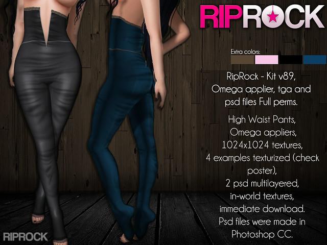 RipRock - Kit psd files V89  Ad