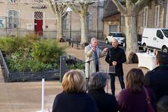 mar, 01/12/2015 - 11:46 - place De Lattre de Tassigny - place De Lattre de Tassigny  création d'un jardin