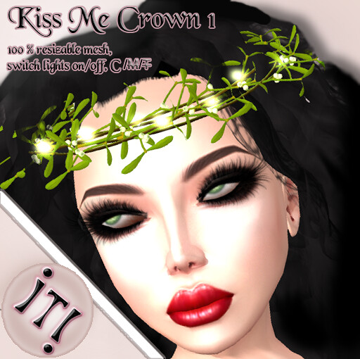 !IT! - Kiss Me Crown 1 Image