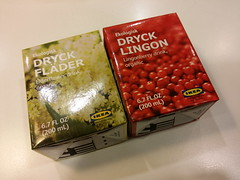 IKEA boxed drinks