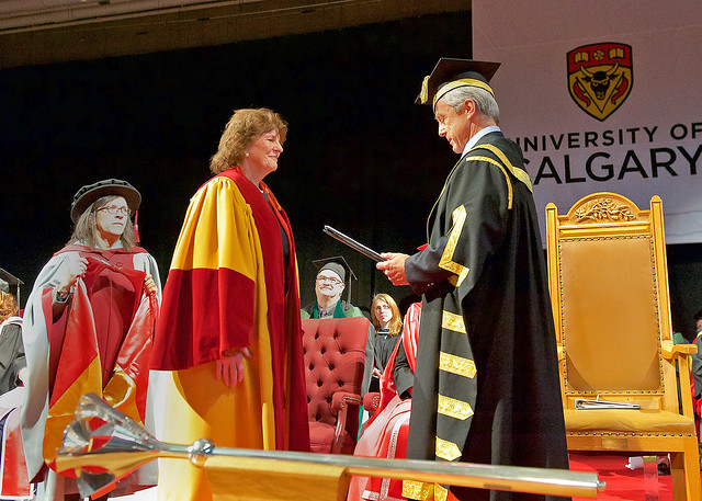 2015-11-12 University of Calgary Convocation