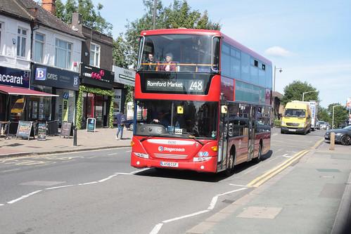 East London 15030 LX58CGF