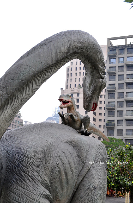 台中恐龍展26