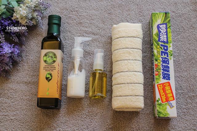 【橄欖油】橄欖油保養術之[橄欖油護髮、潤髮]~原來橄欖油能這樣用part2!