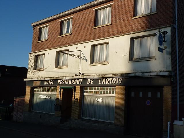 Hôtel Restaurant de l'Artois