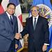 New Ambassador of the Dominican Republic Presents Credentials