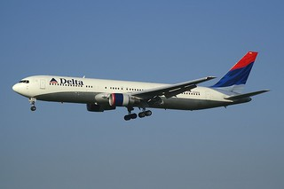 Delta Air Lines Boeing 767-332/ER N188DN