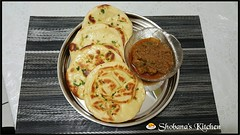 Srilankan Healthy Breakfast....🍜(Garlic naan wi…