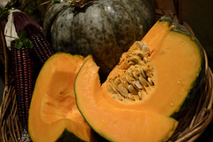 Sliced Pumpkin for Thanksgiving and Fall Harvest C…