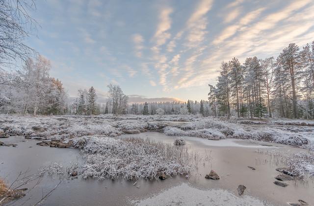 Joelta kauniina talvi p, Nikon D5200, Sigma 10-20mm F4-5.6 EX DC HSM