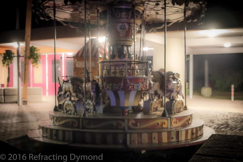 Creepy Carousel