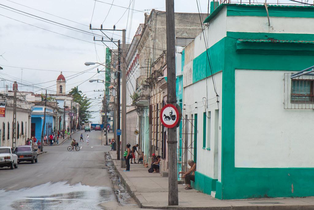 Cuba. Cienfuegos