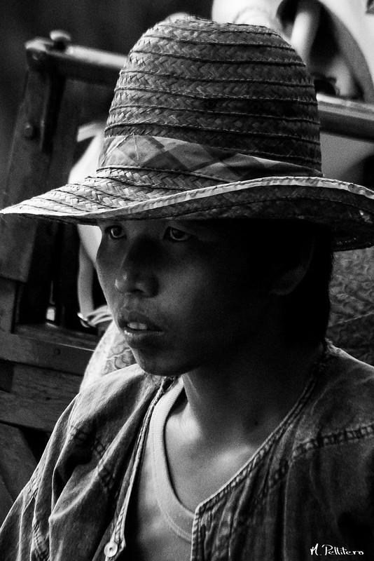 Campesino en Tailandia