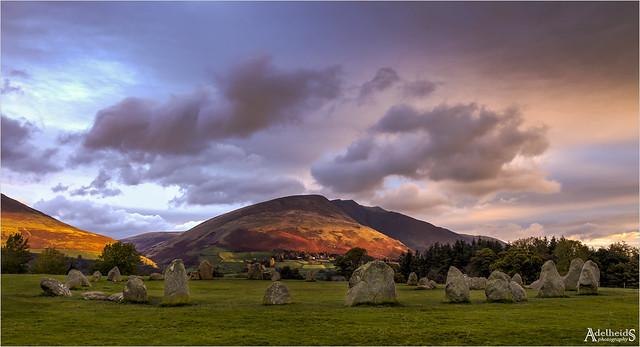 Castlerigg Stone Circle, England (explored)