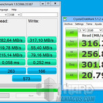 Test SSD KingDian S280 240GB