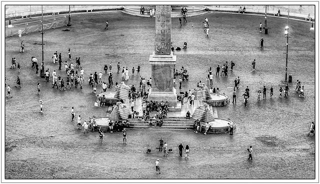 Roma / Rome; Piazza Del Popolo