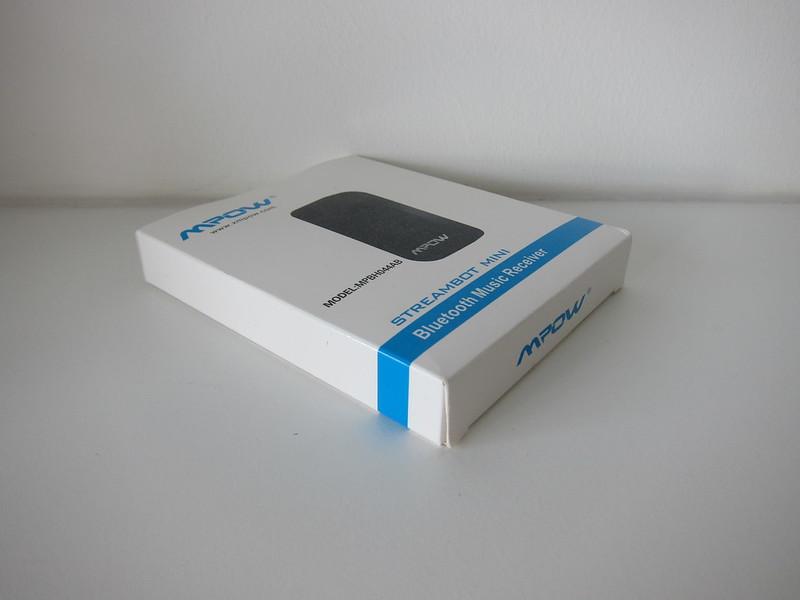 MPow Streambot Mini - Box