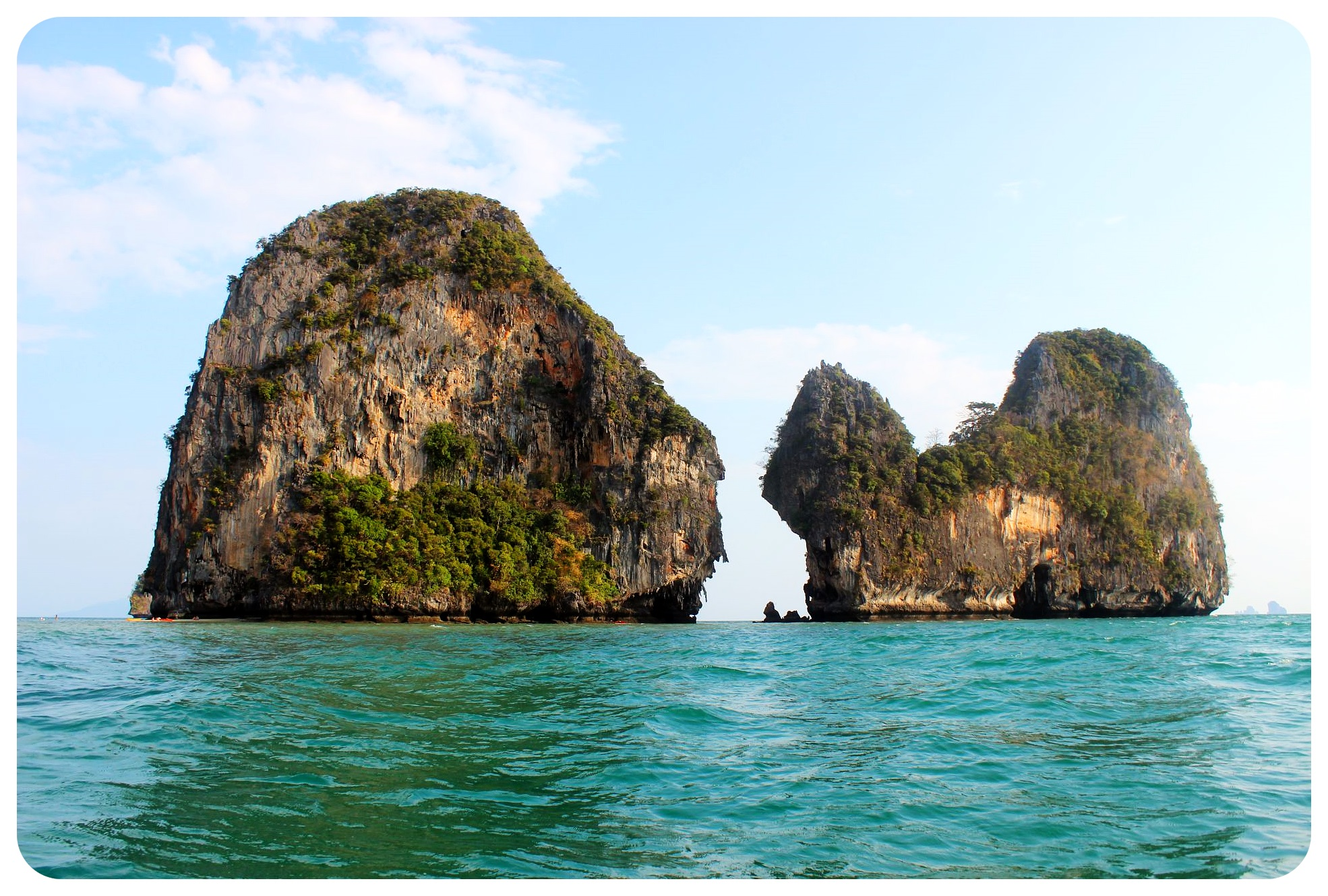 andaman sea islands near railay