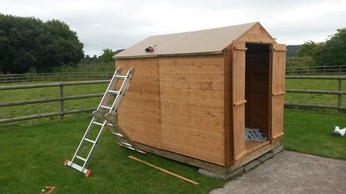 shed storage shelterlogic sheds tarp instant canopy x stl