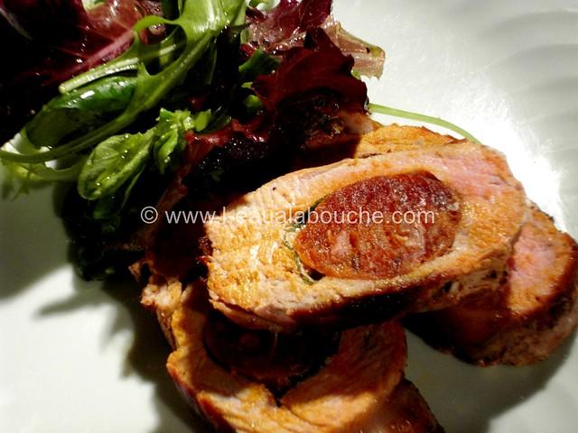 Filet Mignon au Chorizo © Ana Luthi Tous droits réservés 0001