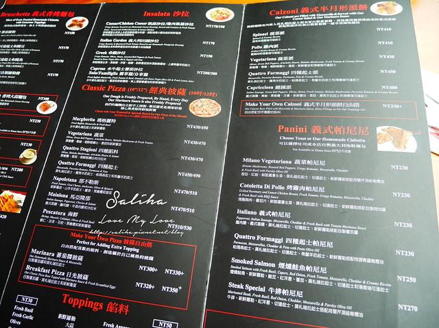 淡水美食餐廳Alleycats Pizza 巷貓餐廳 (8)