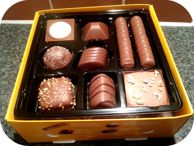 Marks & Spencer Nut Selection Box