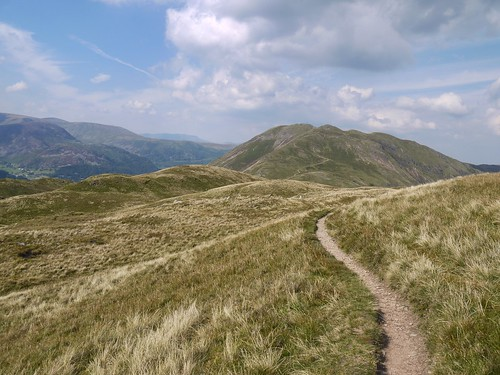 Towards Place Fell