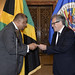 New Ambassador of Jamaica to the OAS Presents Credentials