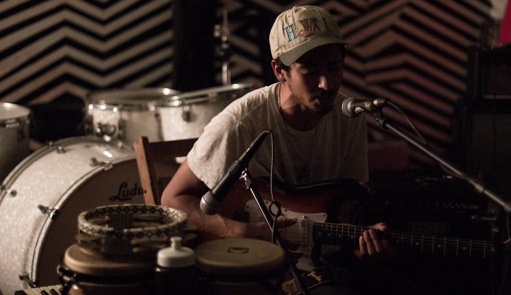 Homeshake | Sweatshop Gallery | 9.1.15