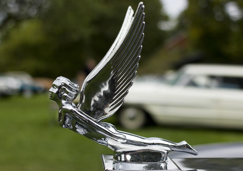 The Spirit of Ecstasy