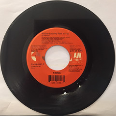 STING:SHAPE OF MY HEART(RECORD SIDE-B)