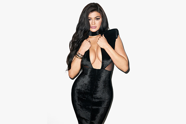 Kylie Jenner by Terry Richardson for Galore Magazine