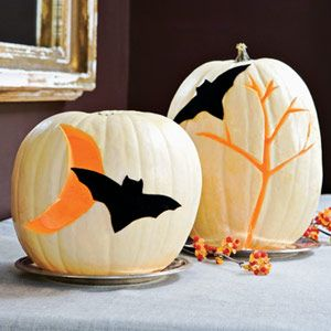 white-pumpkin-bat-moon