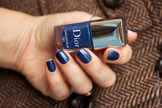 06 Dior #791 Darling Blue swatches