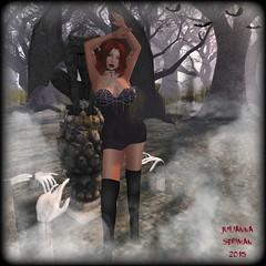 A little Kinky... a little Spooky
