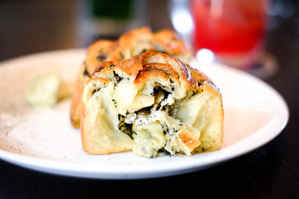 The Disgruntled Chef: Truffle Brioche Interior