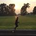 Sunrise run by Becka