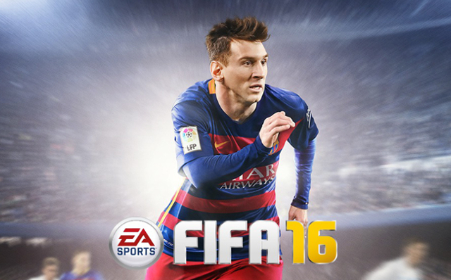 FIFA 16 PS PLUS 30 DAY FREE TRIAL