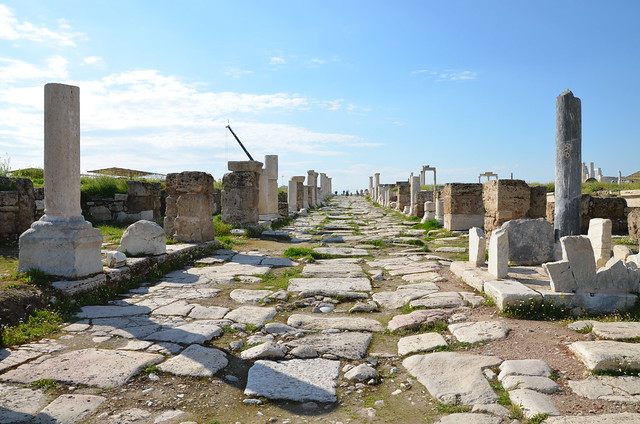 Laodicea on the Lycus, Phrygia, Turkey