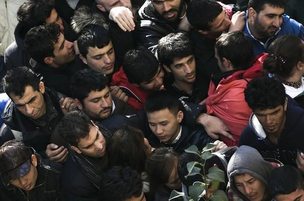 Crecen disturbios en centros de refugiados en Alemania