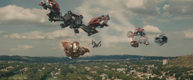 Marvel Avengers: Age Of Ultron